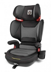 CADEIRINHA VIAGGIO 2-3 SHUTTLE PLUS-CRYSTAL BLACK-PEG PEREGO
