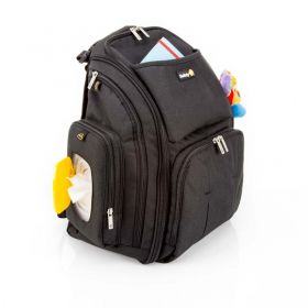 MOCHILA BACKPACK - BLACK - SAFETY 1ST