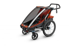 MULTIFUNCIONAL BIKE TRAILER CHARIOT CROSS 1 ROARANGE - THULE