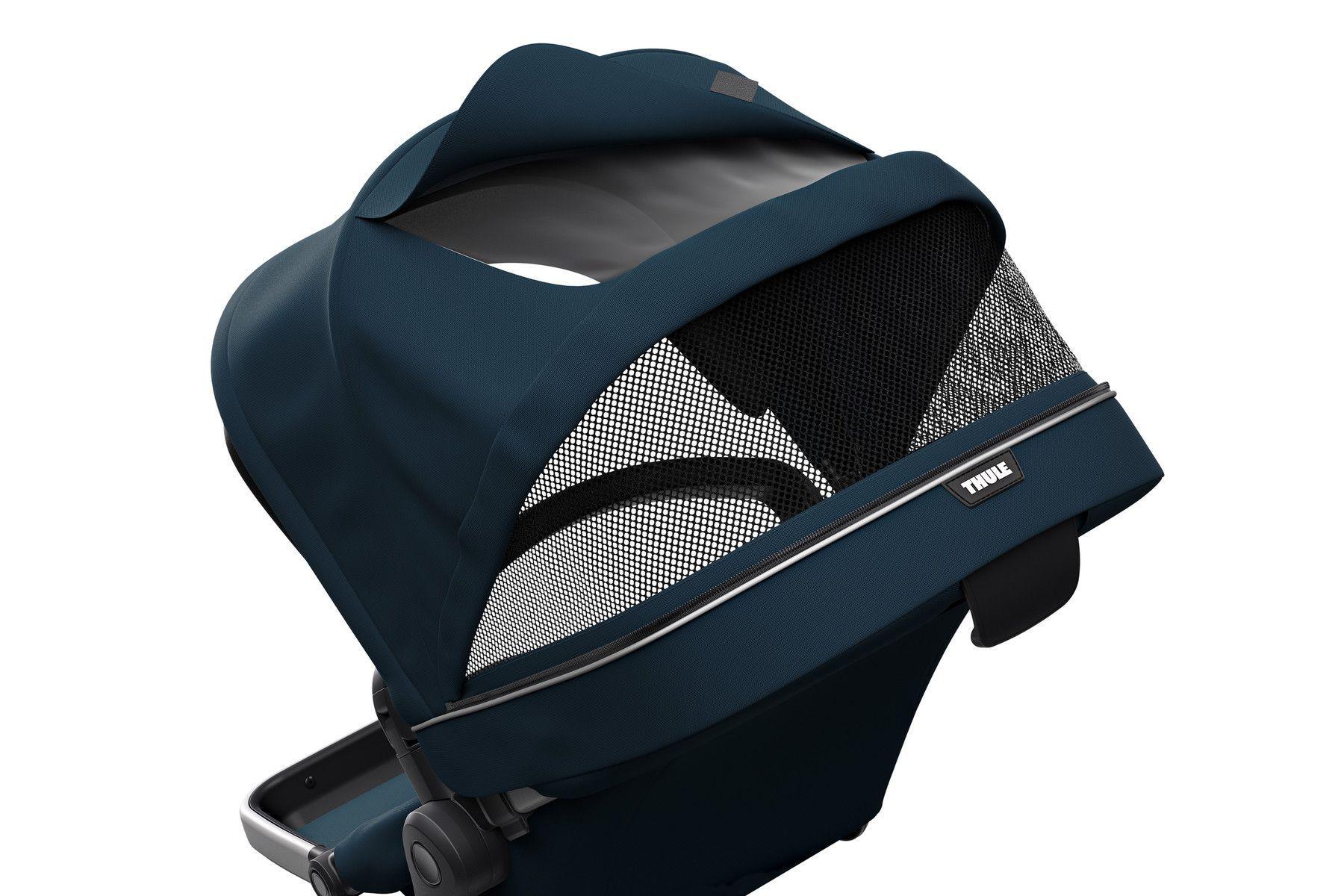 ASSENTO EXTRA PARA THULE SLEEK DUPLO - NAVY BLUE - THULE