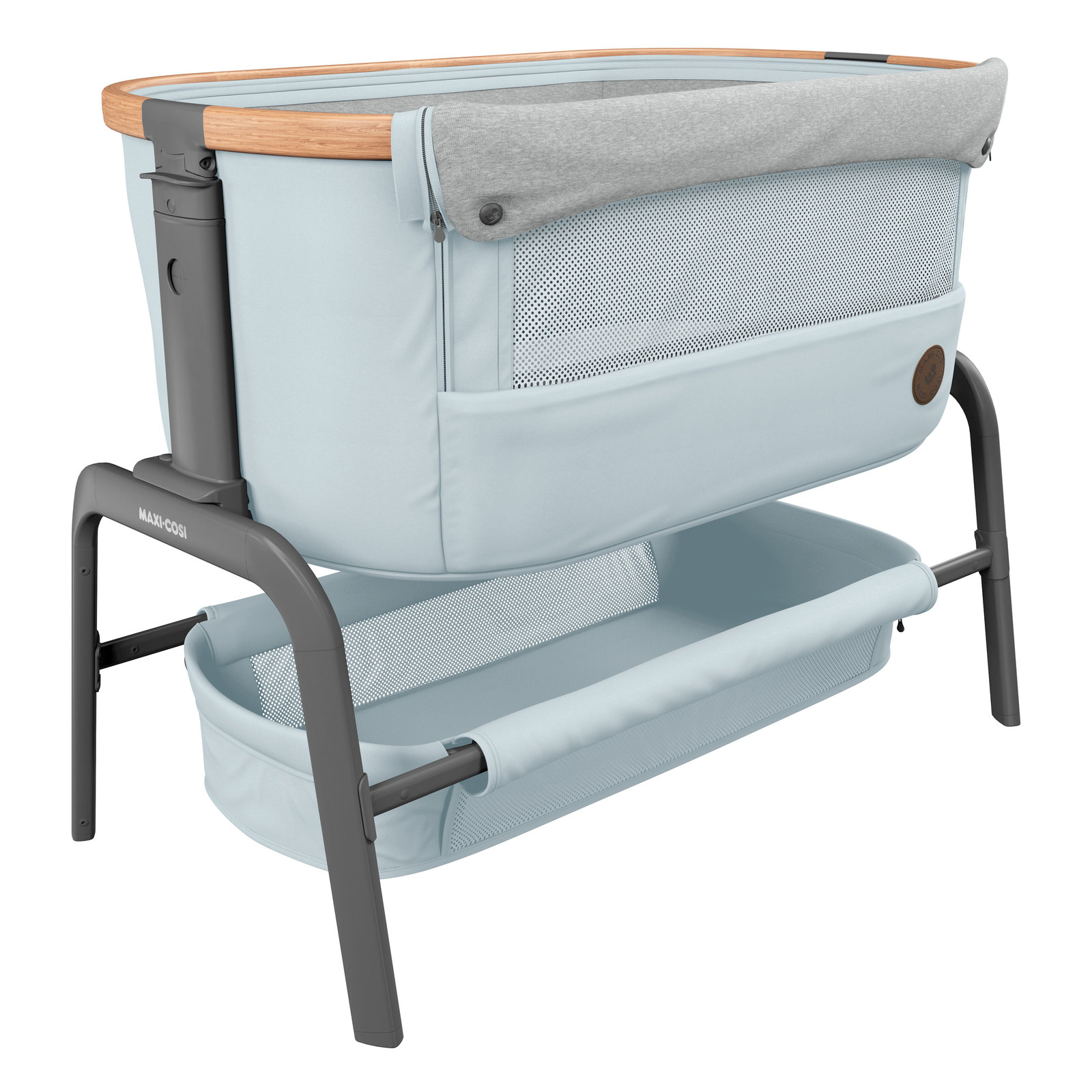 BERÇO CO-SLEEPER IORA ESSENTIAL GREY - MAXI-COSI