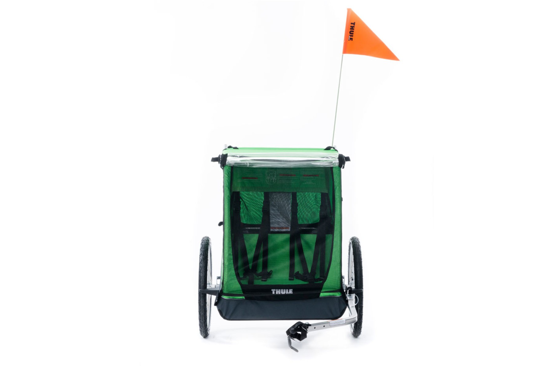 BIKE TRAILER CADENCE GREEN - THULE