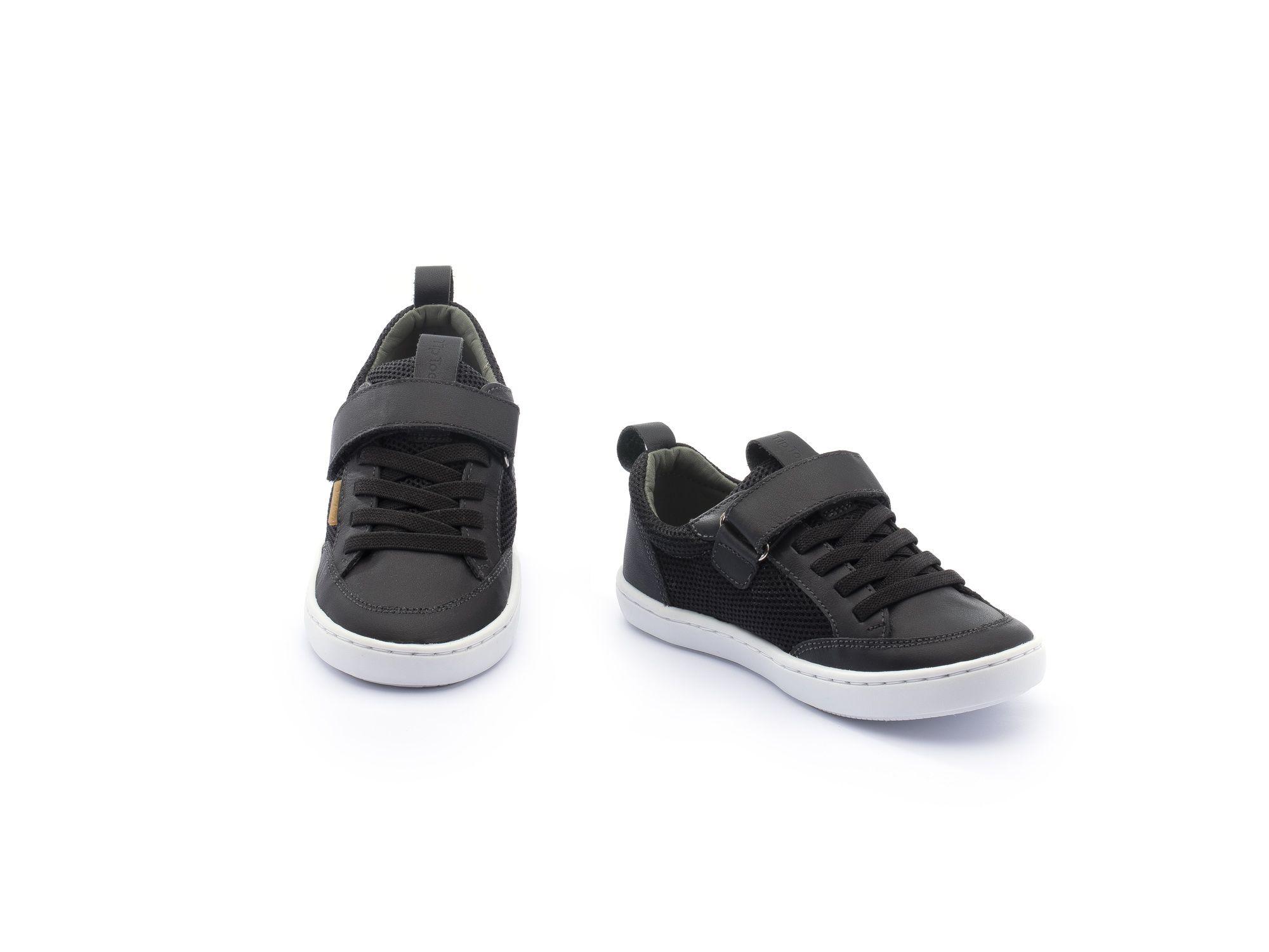 CALÇADO INFANTIL - LITTLE URBAN - MESH BLACK - TIP TOEY JOEY