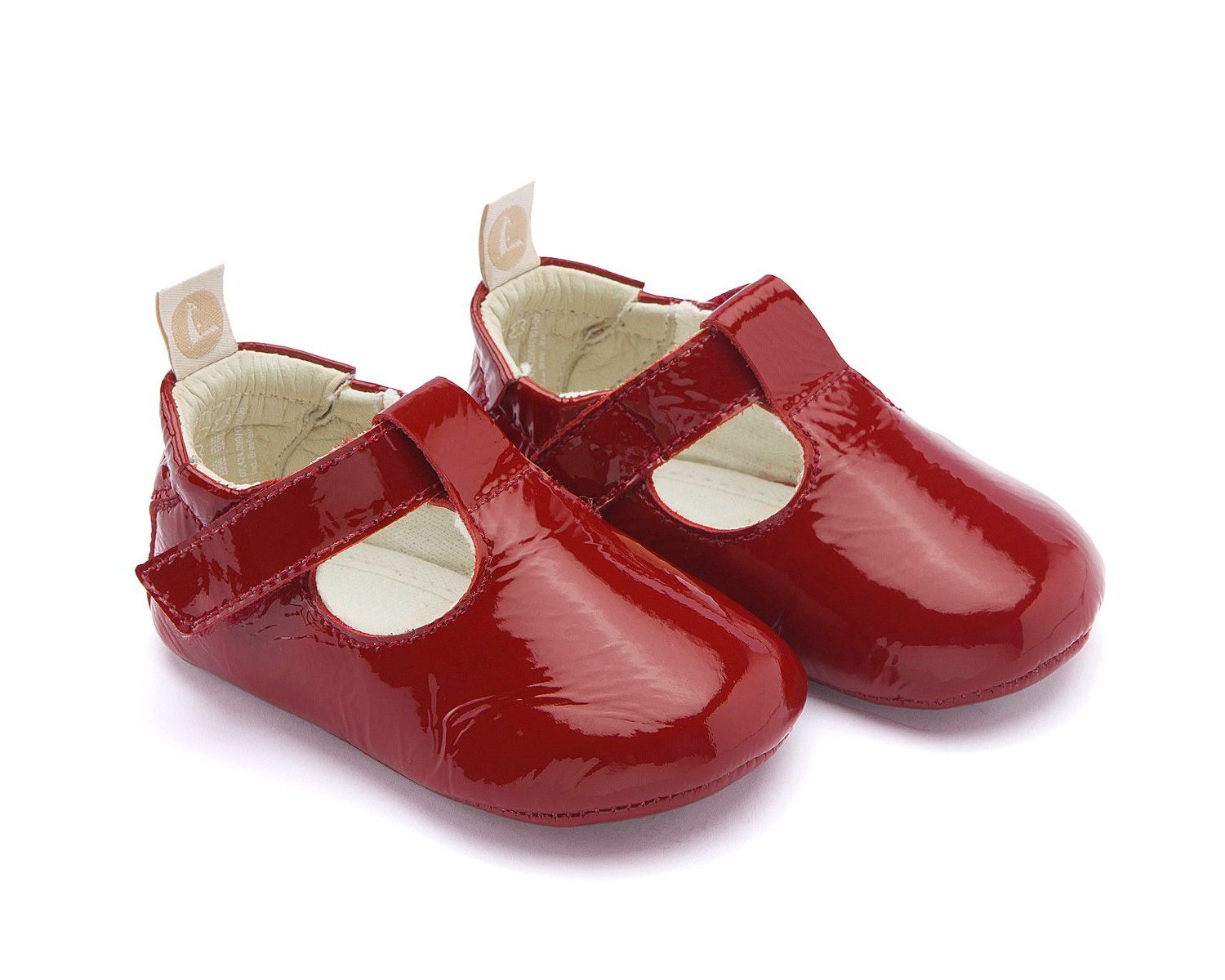 LOVE - PATENT RED - TIP TOEY JOEY