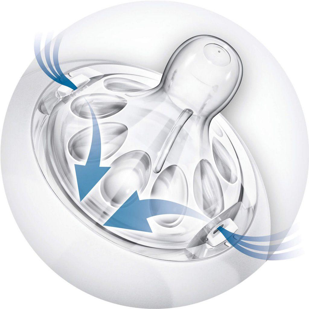 MAMADEIRA PÉTALA 125ML (0M+) BPA FREE - AZUL - PHILIPS AVENT