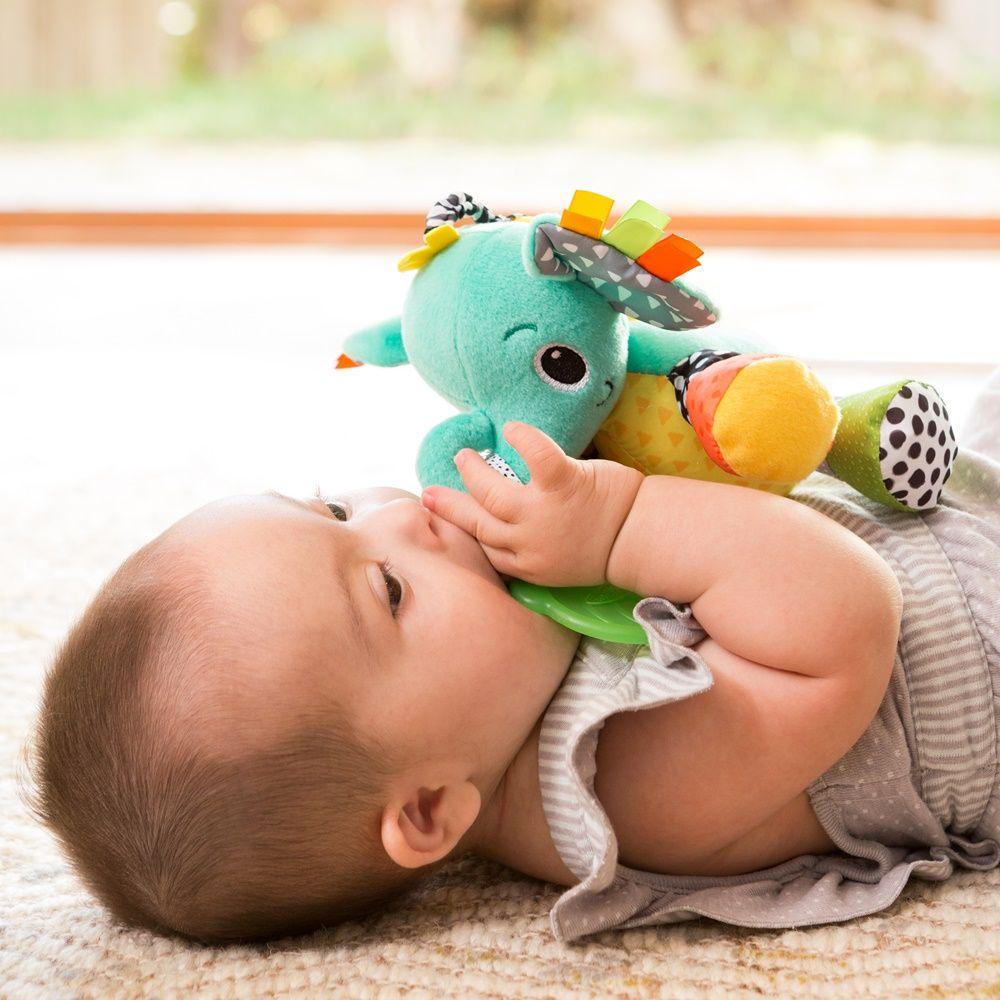 MÓBILE COM MORDEDOR ELEFANTE - INFANTINO