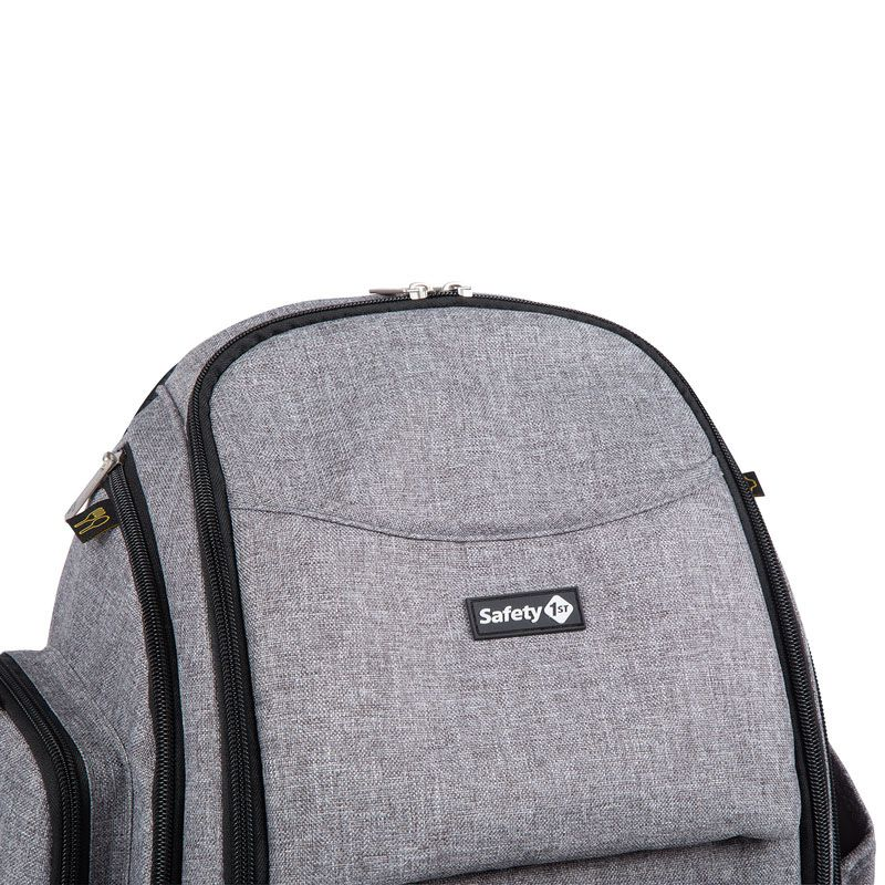 MOCHILA BACKPACK - GREY - SAFETY 1ST