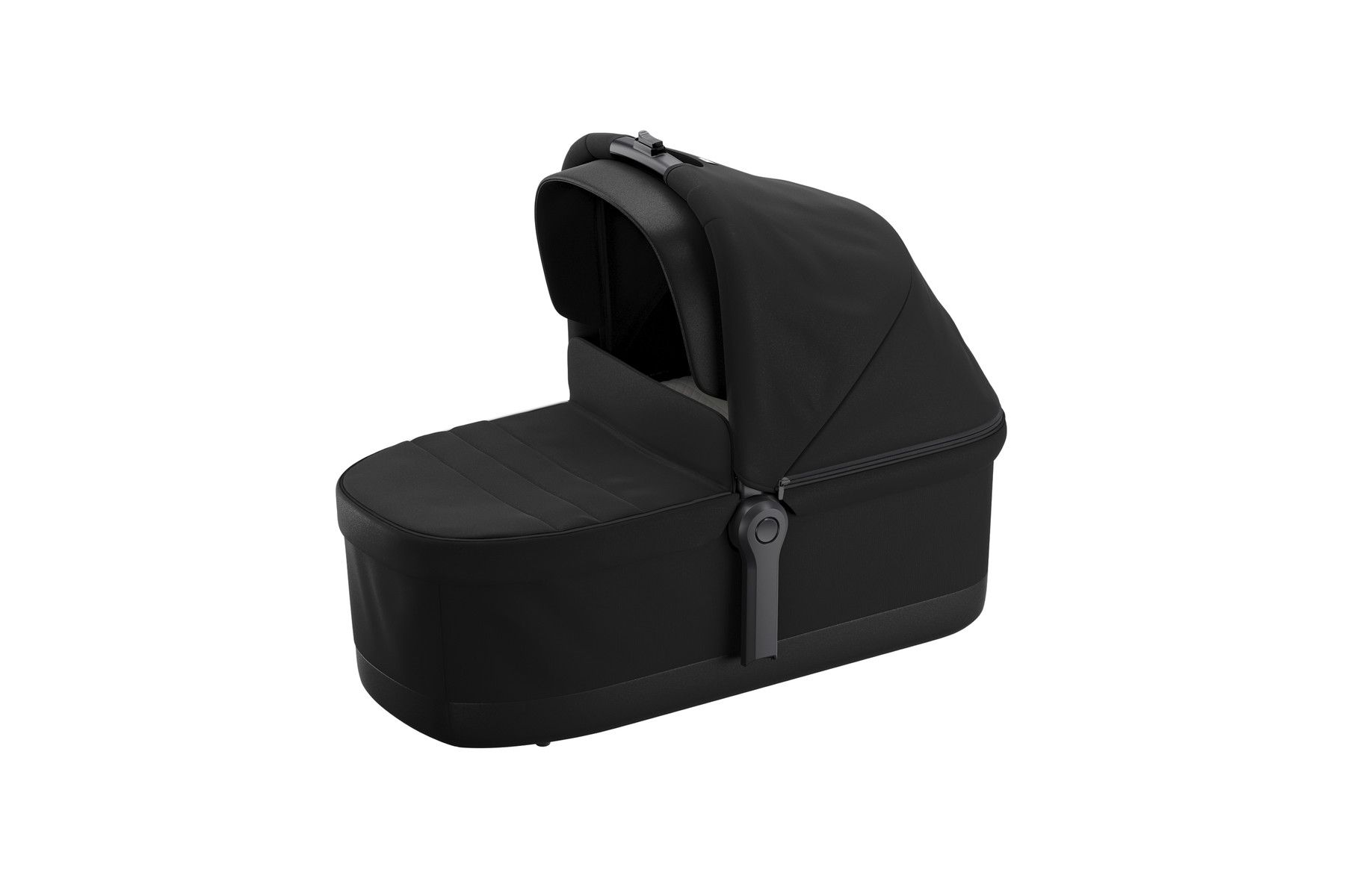 MOISES THULE BASSINET PARA SLEEK - BLACK ON BLACK - THULE