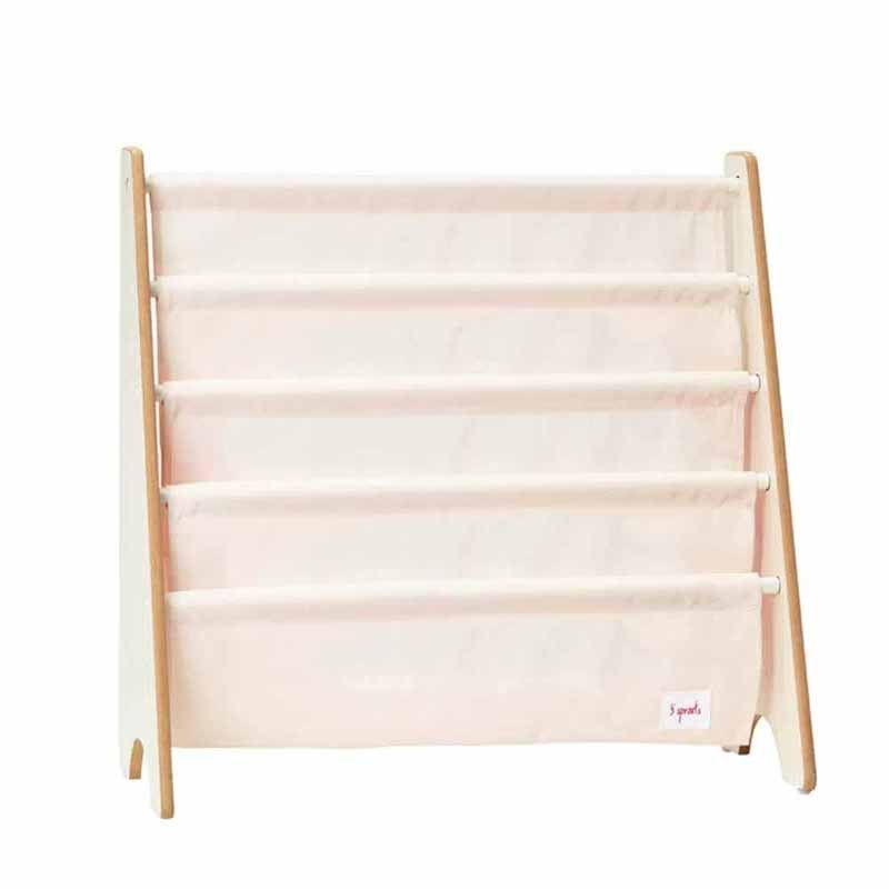 RACK PARA LIVROS - LHAMA - 3 SPROUTS