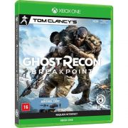 Game Tom Clancy's Ghost Recon Breakpoint - Xbox One