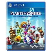Jogo Plants vs Zombies Batalha Por Neighborville - Disco Físico