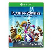 Plants vs. Zombies: Batalha por Neighborville XBox One - D.Fìsico