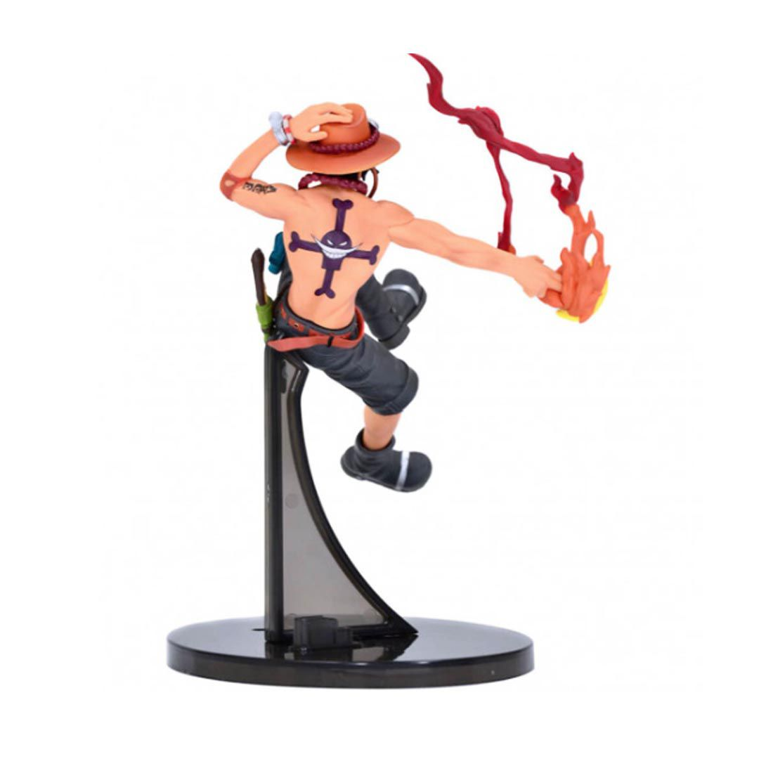 Action Figure  Portgas D. Ace  One Piece - Banpresto