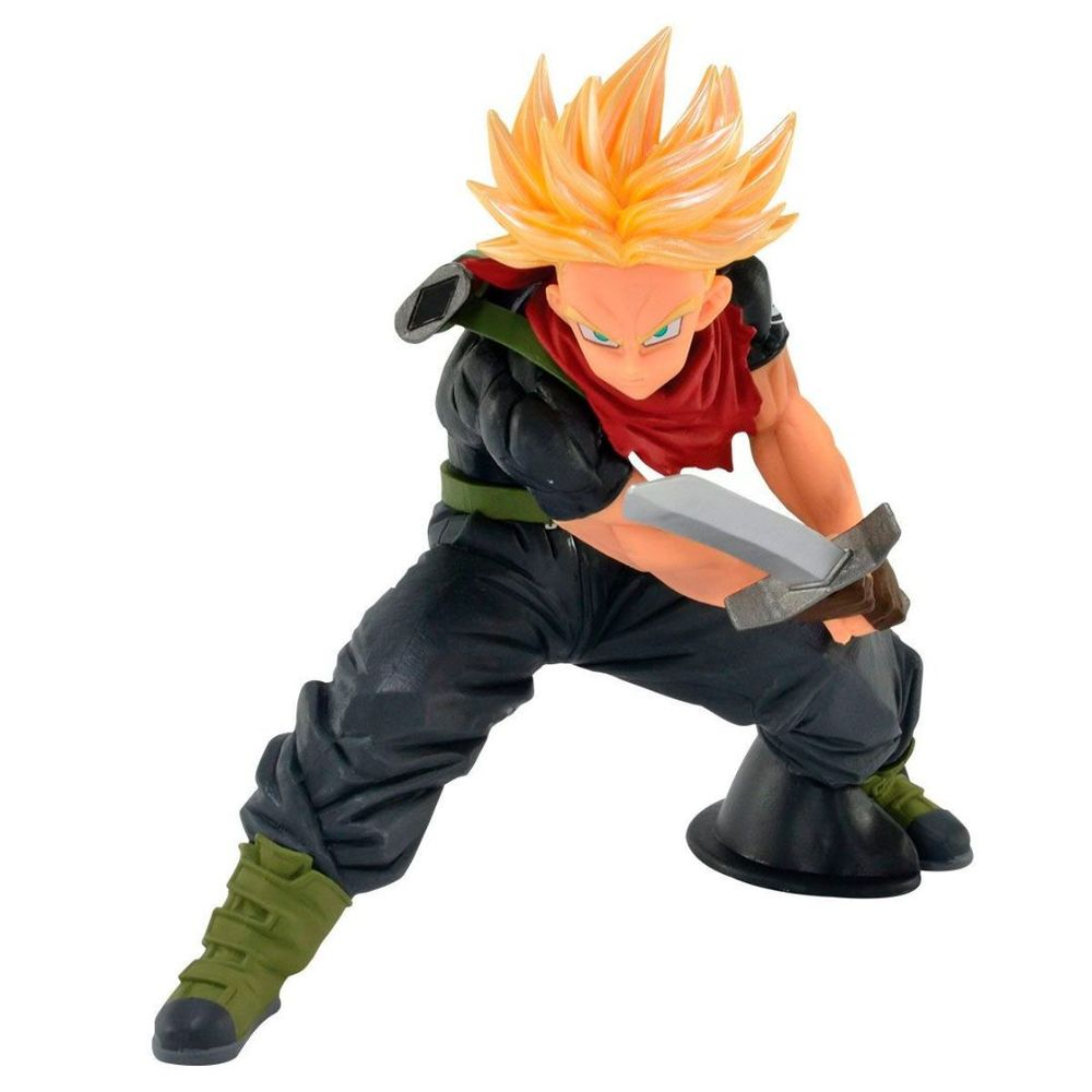 Action Figure Trunks SSJ 2 Dragon Ball Z - Bandai