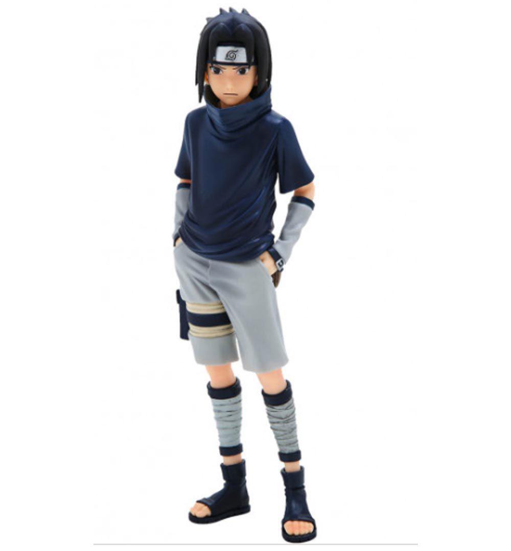 Action Figure Uchiha Sasuke Ed. Relations - Grandista