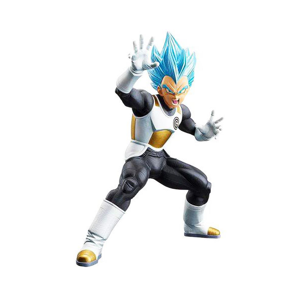 Action Figure Vegeta SSJ Deus Dragon Ball Super - Banpresto
