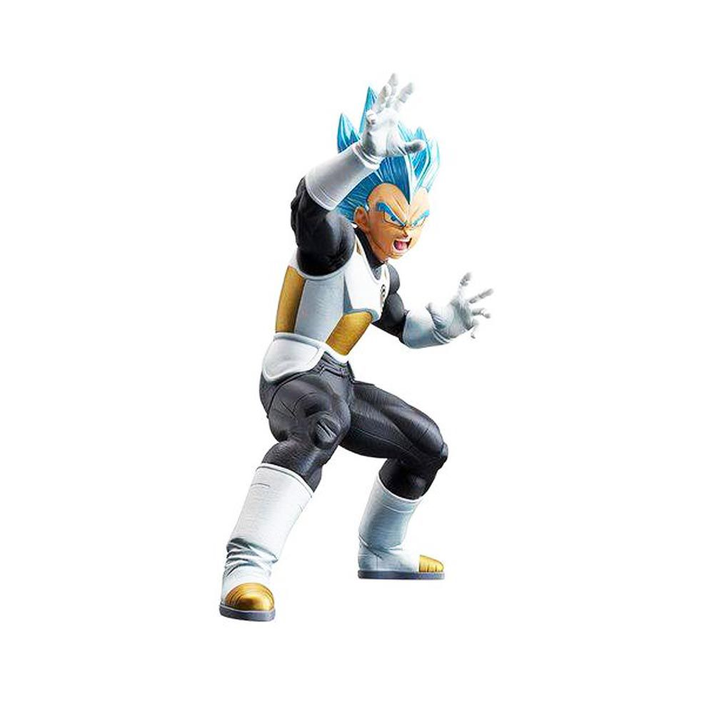 Action Figure Vegeta SSJ Deus Dragon Ball Super - Banpresto