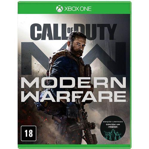 Call Of Duty - Modern Warfare Xbox One - Mídia Física