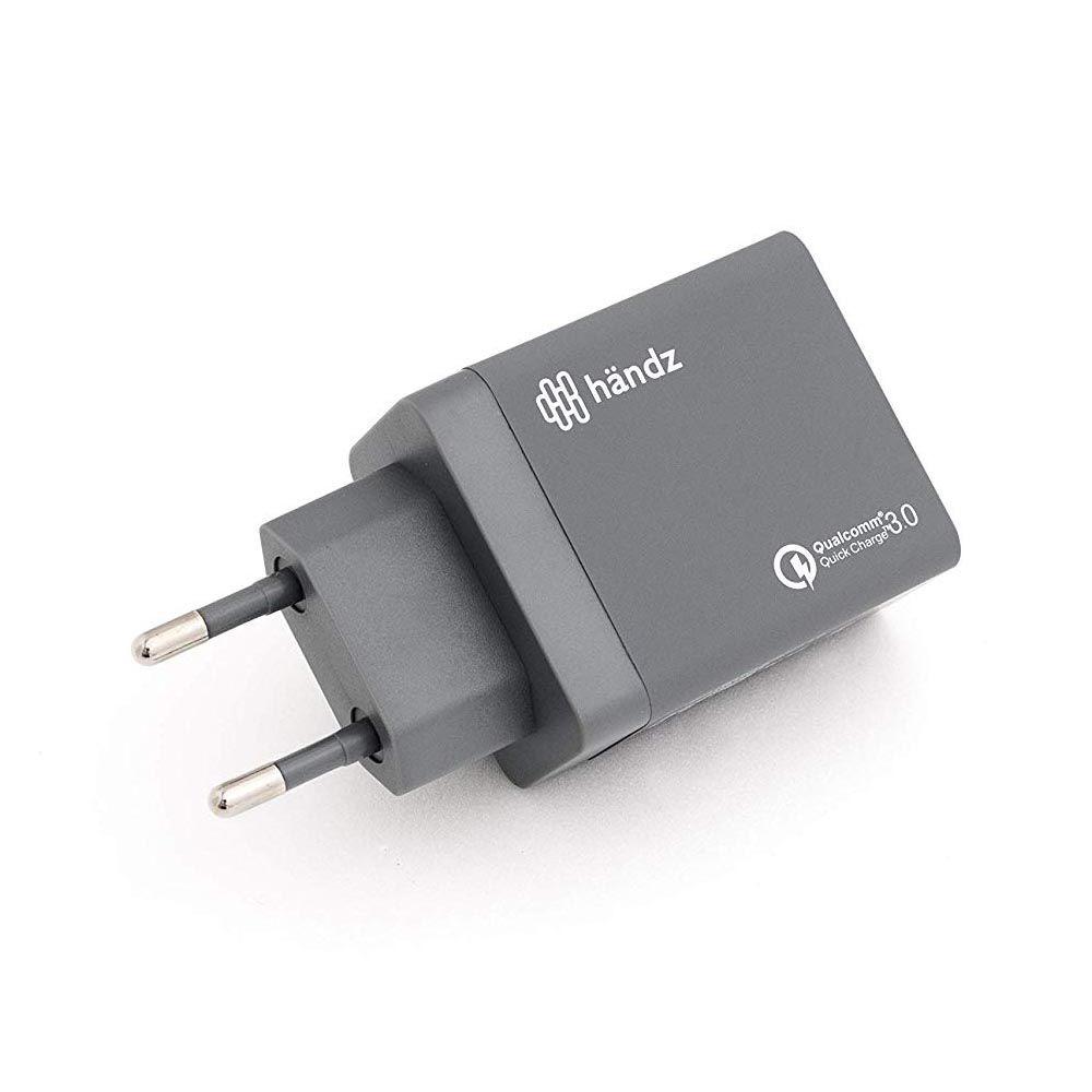 Carregador Super Rápido USB 3.0 Handz
