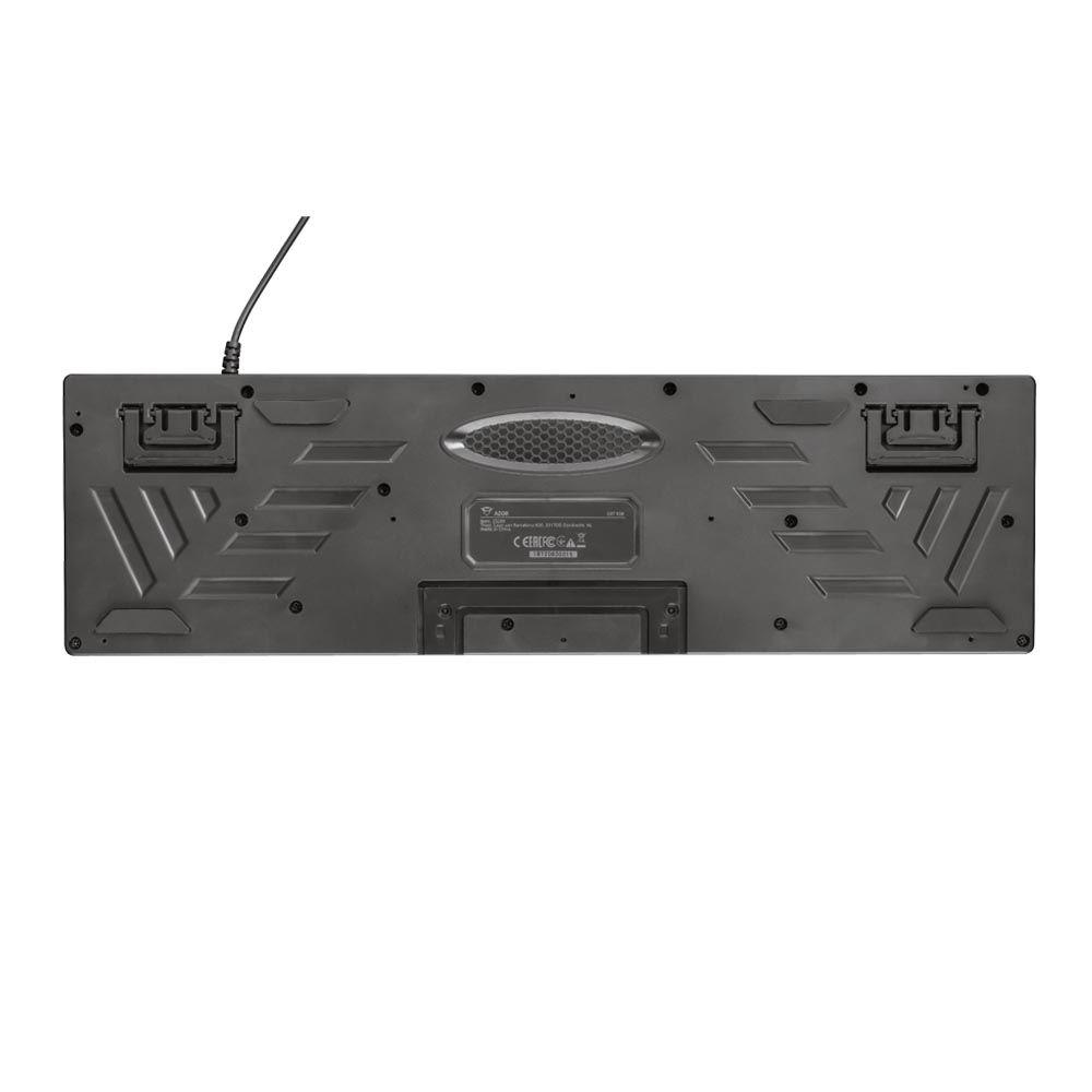 Combo Teclado + Mouse Gamer Trust GXT 838 Azor