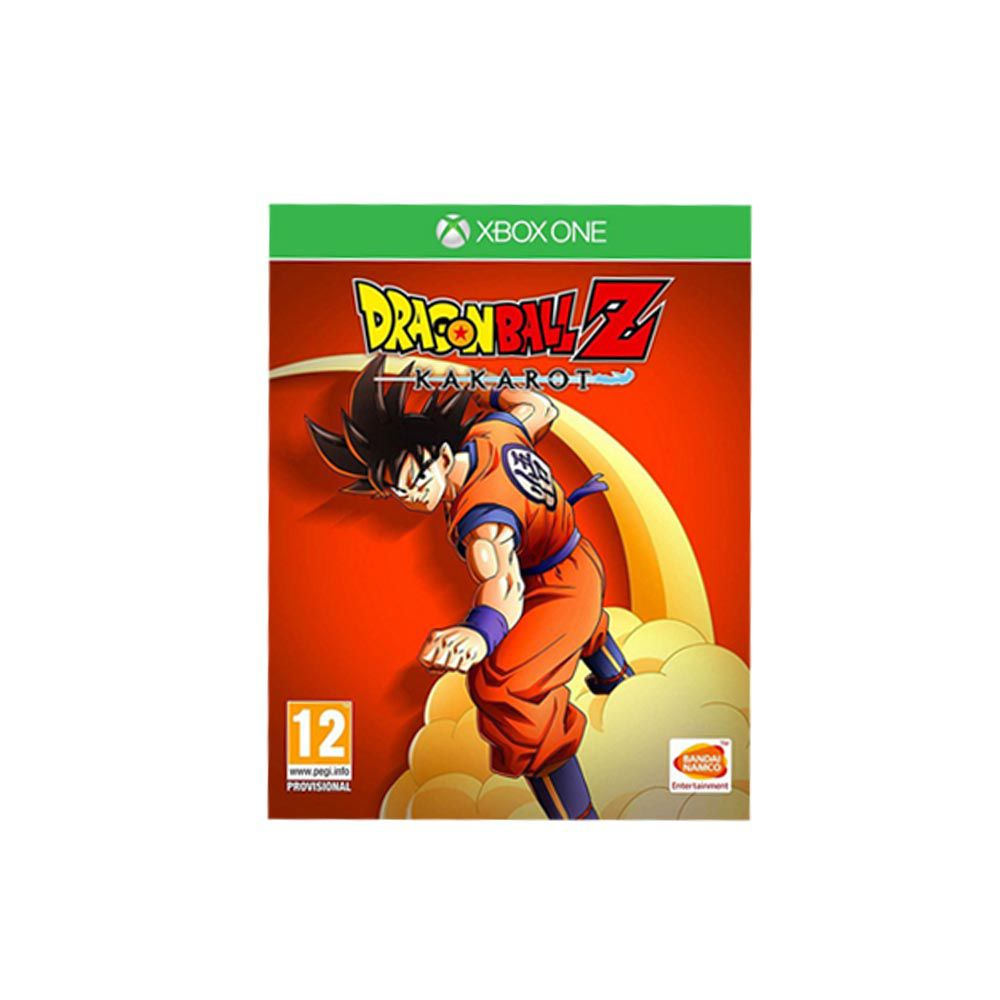 Dragon Ball Z Kakaroto XBox - One Bluray Original