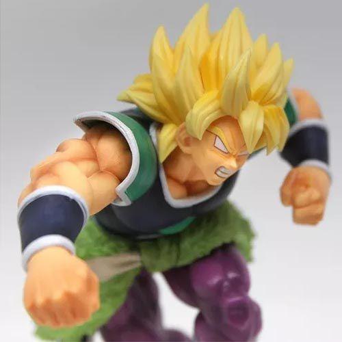 Figure Action Broly Dragon Ball Z O Filme