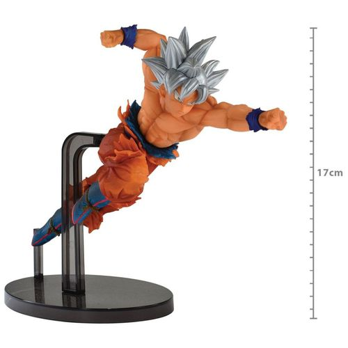 Figure Action Goku Instinto Superior Attack - Bandai