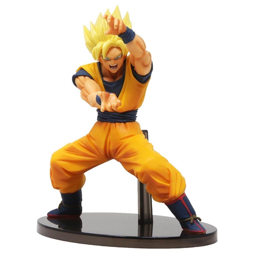 FIgure Action Goku Super Sayajin Kamehameha