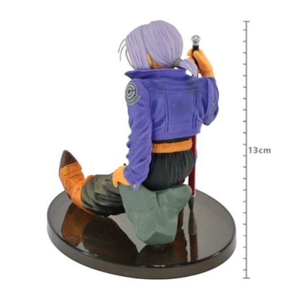 Figure Action Trunks do Futuro Dragon Ball Z