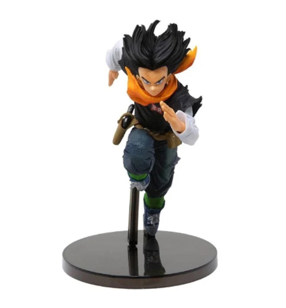 Figure Dragon Ball Z Android 17 Banpresto