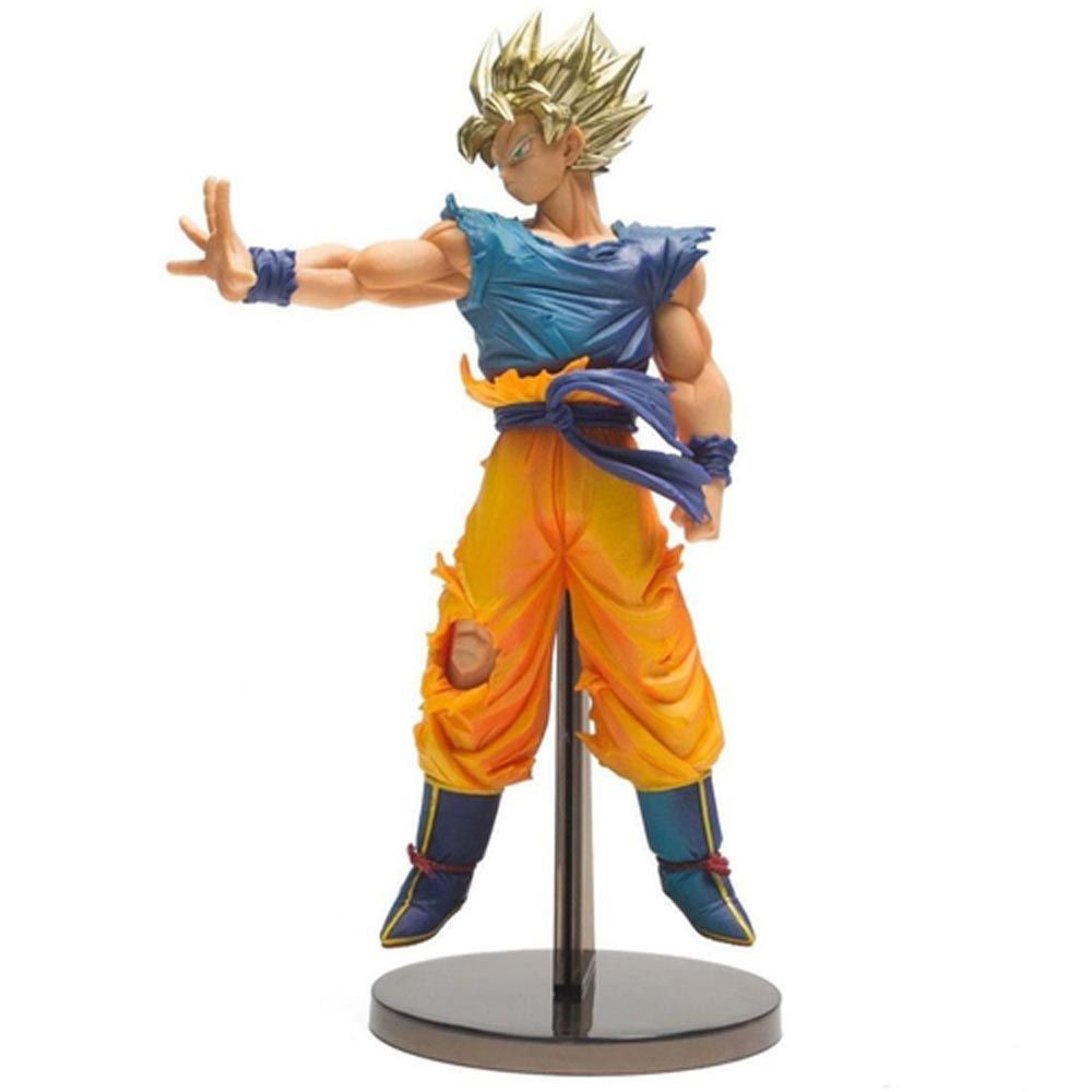 Figure Dragon Ball Z Goku Ed. Sangue dos Sayajins