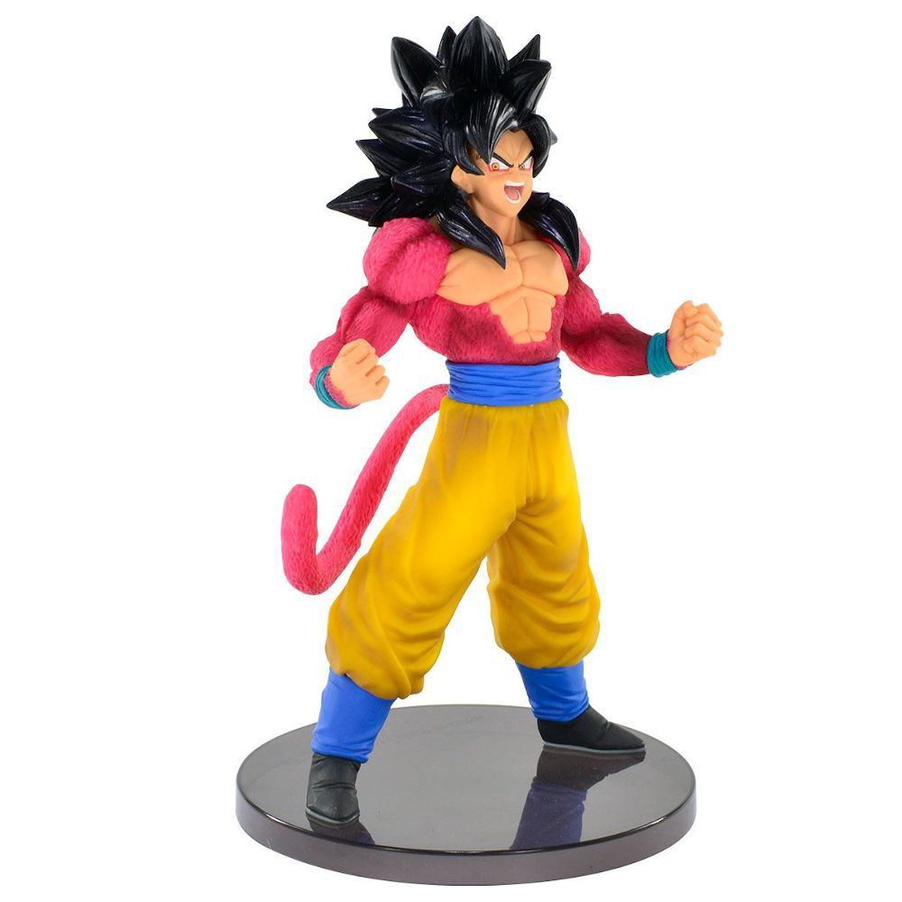 Figure Goku SSJ 4 Dragon Ball - Banpresto