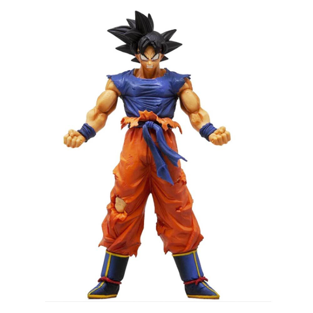 Figure Goku Super Sayajin Saga Freeza - Bandai