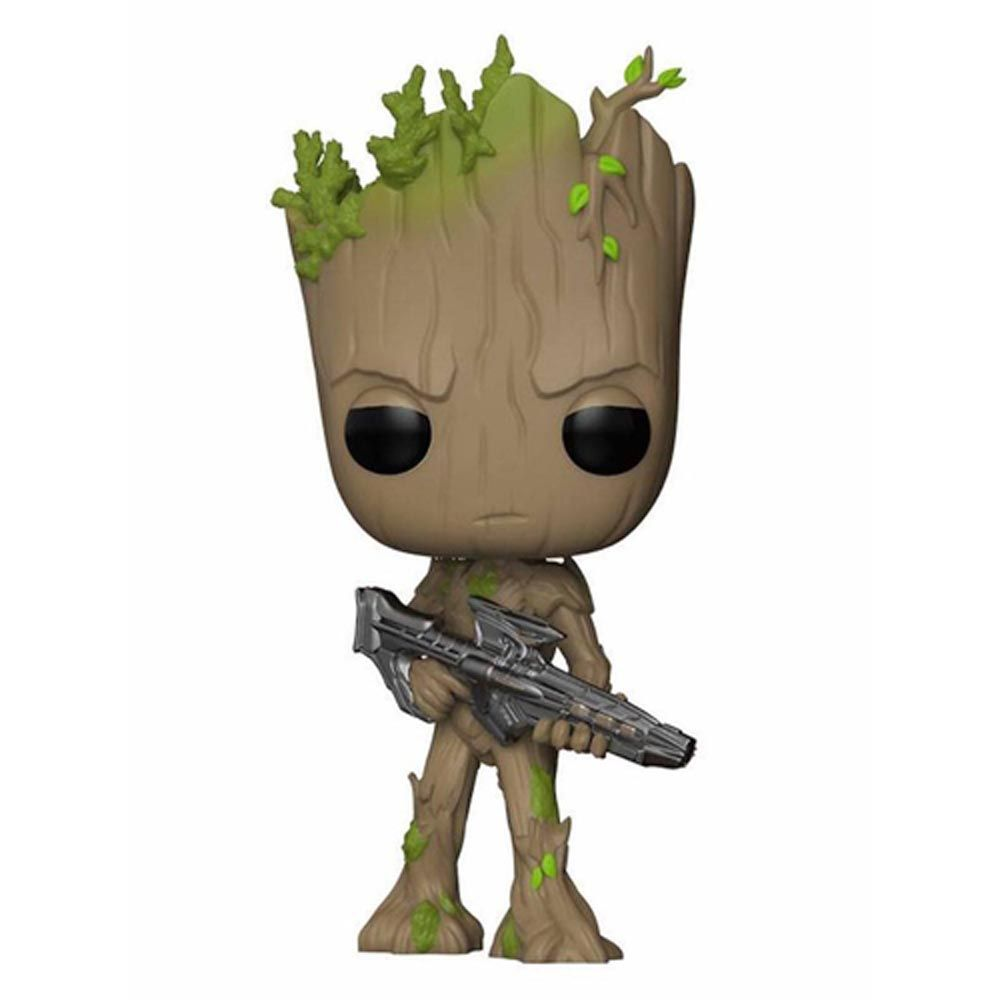 Funko Pop Groot Jovem Guardiões da Galáxia