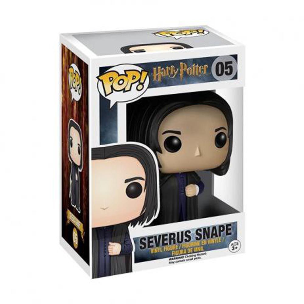 Funko Pop Harry Potter Severo Snape
