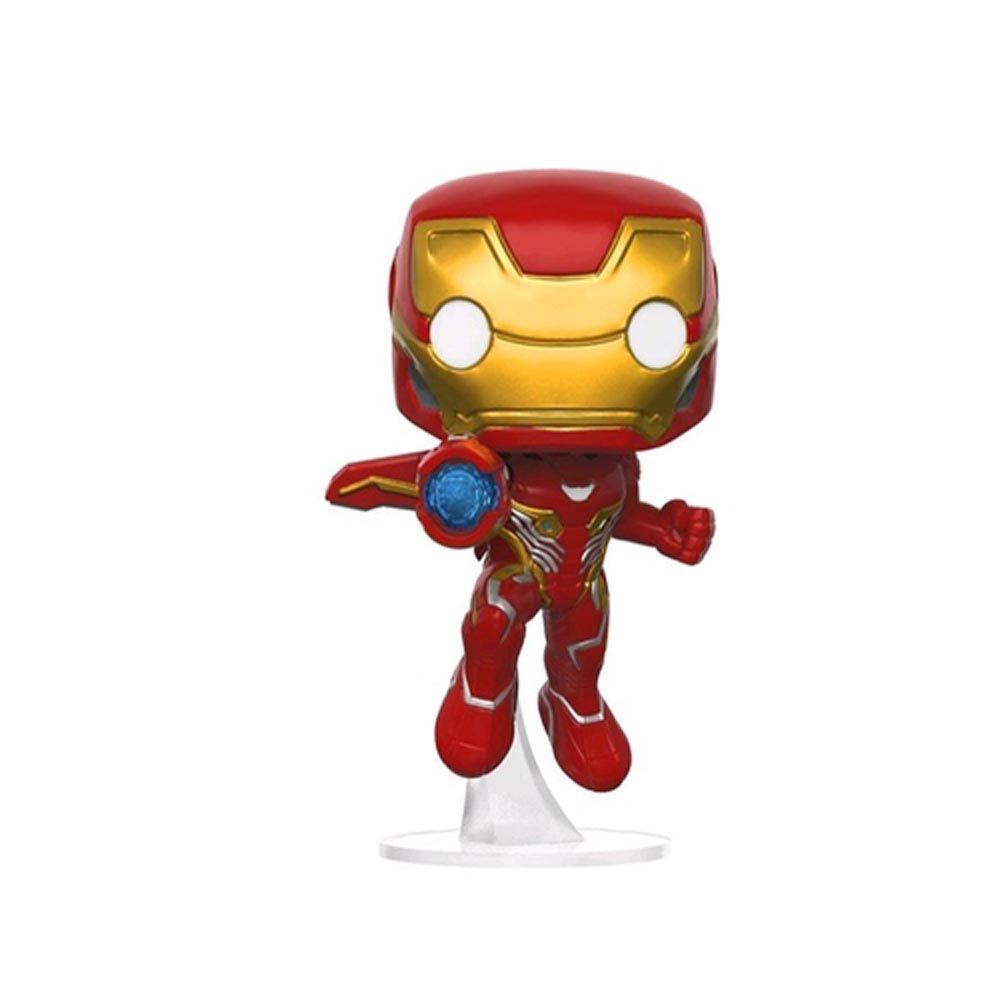Funko Pop Homem de Ferro - Vingadores Guerra Infinita