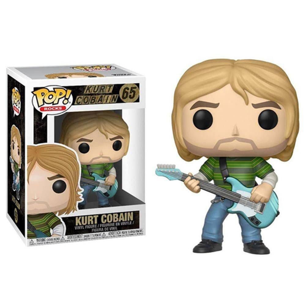 Funko Pop Kurt Cobain Nirvana