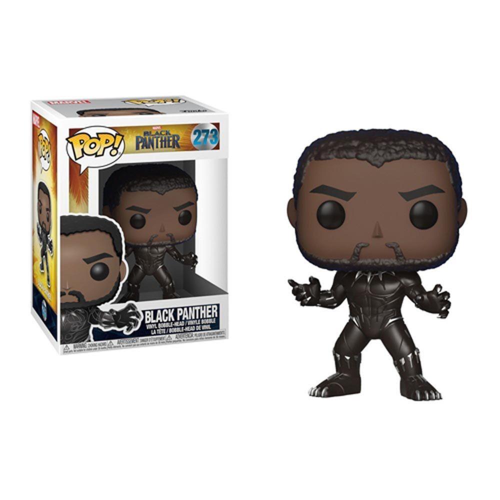 Funko Pop Pantera Negra Wakanda Marvel