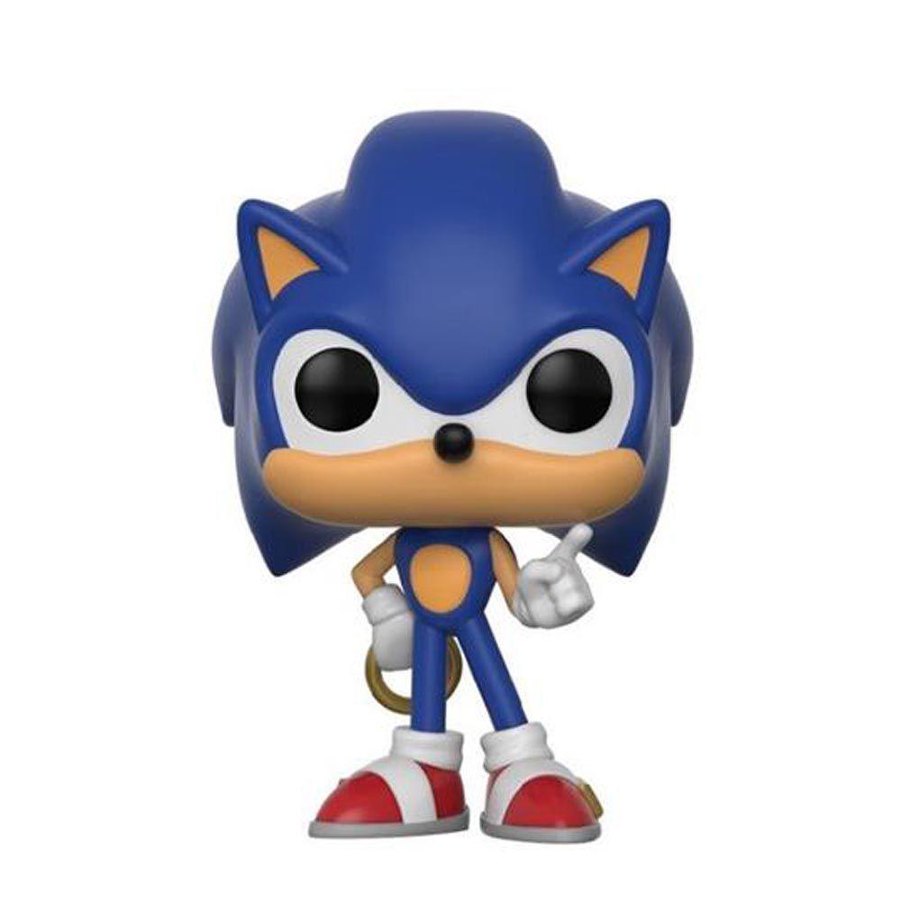 Funko Pop Sonic the Hedgehog Sega