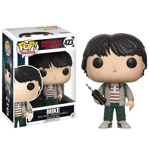 Funko Pop Sranger Things Mike Wheeler