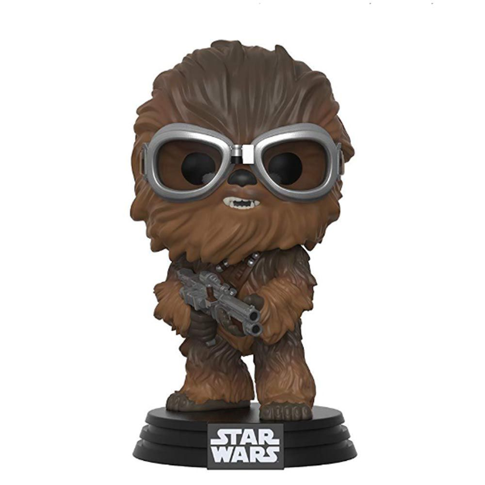 Funko Pop Star Wars Chewbacca Star Wars Colecionável