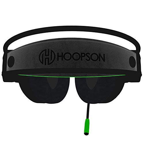 Headset Gamer P2 Hoopson Vermelho com Microfone