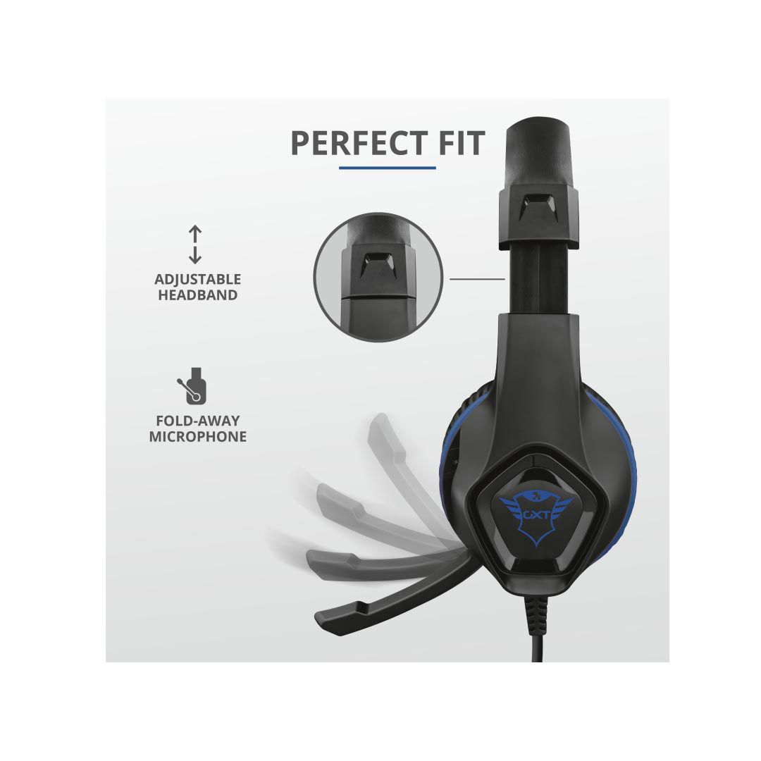 Headset Gamer para PS4 Trust GXT
