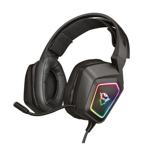Headset Gamer Trust Blizz RGB 7.1 Gxt 450