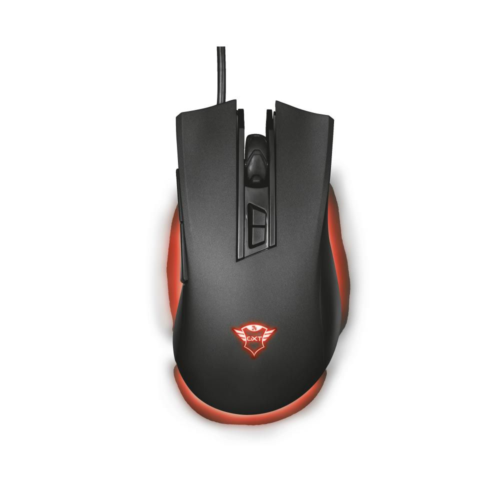 Mouse Gamer LED GXT Zeebo Trust
