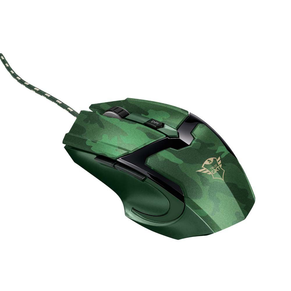Mouse Gamer Óptico Trust Gav Gaming USB