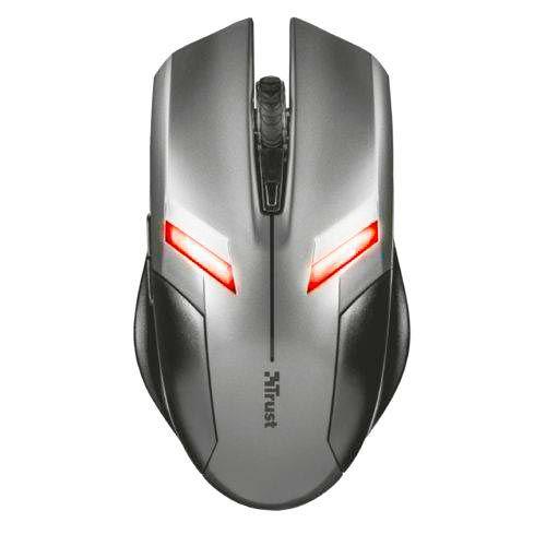 Mouse Gamer Profissional Trust Gxt Ziva - Novo