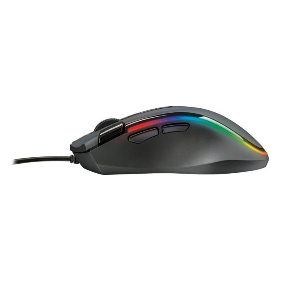 Mouse Gamer Programável Trust GXT 188 Laban 15.000 DPI