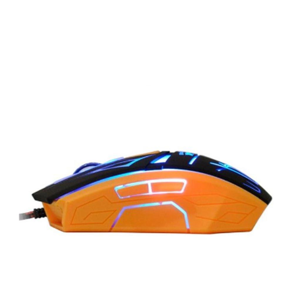 Mouse Gamer Tecdrive USB XFIRE NEITH 3200 DPI