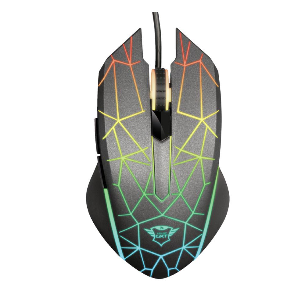 Mouse Gamer Trust HERON GXT 170 RGB